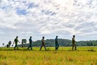 Kiên Giang Dốc toàn lực cho tuyến biên giới phòng, chống dịch COVID-19