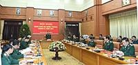 Bộ Quốc phòng triển khai nhiệm vụ tháng 2 2021