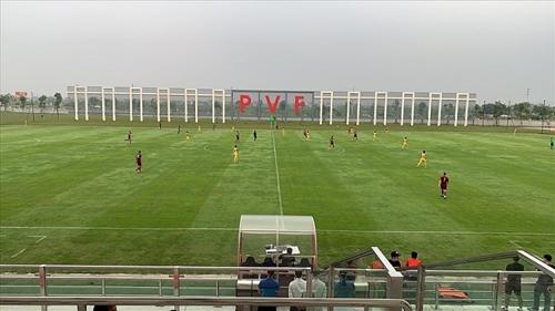 Vingroup chuyển giao Trung tâm đào tạo bóng đá trẻ PVF cho Tập đoàn Giáo dục Văn Lang