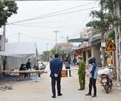 Phong tỏa thêm 11 xã, phường của thị xã Đông Triều, Quảng Ninh