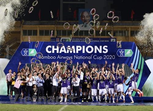 Cúp Quốc gia và hạng Nhất 2021 sẽ khởi động sau Tết Nguyên đán