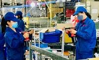 Sản xuất công nghiệp đầu năm tăng trở lại