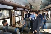 Bộ trưởng Bộ Giao thông Vận tải kêu gọi tham gia giao thông an toàn gắn với phòng dịch