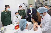Chống đại dịch COVID-19 Ấn tượng Việt Nam