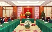 Tổng Bí thư, Chủ tịch nước Nguyễn Phú Trọng điện đàm với Bí thư thứ nhất Đảng Cộng sản Cu-ba Ra-un Cát-xtơ-rô