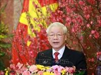 Phát huy tinh thần yêu nước, bản lĩnh và trí tuệ Việt Nam