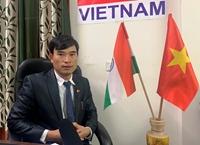 Thương mại song phương Việt Nam - Ấn Độ kỳ vọng đạt 15 tỷ USD trong thời gian tới