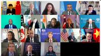 """Hội đồng Bảo an Liên hợp quốc thảo luận về nguy cơ khủng bố """"Nhà nước Hồi giáo"""" ISIL Da'esh"""