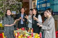 Tết đầm ấm của lưu học sinh Lào trên quê hương xứ Nghệ