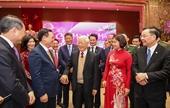 Tổng Bí thư, Chủ tịch nước Nguyễn Phú Trọng chúc Tết Đảng bộ, chính quyền và nhân dân Hà Nội