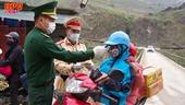 Bộ đội biên phòng tỉnh Hà Giang trên tuyến đầu chống dịch vùng biên giới