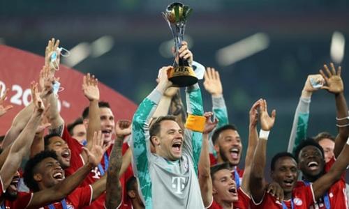 Bayern Munich trên đỉnh thế giới