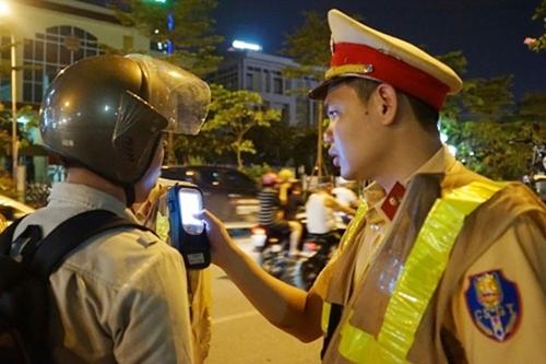 Mùng 1 Tết Xử lý hơn 1 764 trường hợp vi phạm trật tự an toàn giao thông