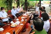 Đồng Tháp cách ly, theo dõi các trường hợp liên quan các F1 về từ TP Hồ Chí Minh