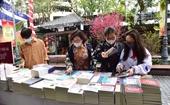 Phố Sách xuân Tân Sửu 2021 phục vụ độc giả từ mùng 3 đến mùng 10 Tết