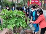 """""""Mỗi phụ nữ trồng một cây - Gieo mầm hạnh phúc, dựng xây nước nhà"""""""