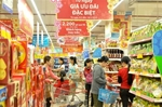 Sức mua sắm dịp Tết Nguyên đán 2021 tăng từ 7-10 so với cùng kỳ