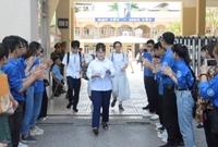 Học sinh thi vào lớp 10 ở Hà Nội đăng ký nguyện vọng theo nơi cư trú thực tế