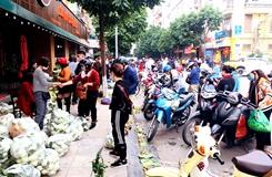 Người dân Thủ đô ủng hộ tiêu thụ nông sản Hải Dương
