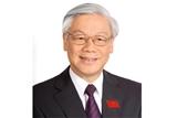Điện chúc mừng Tổng Bí thư, Chủ tịch nước Nguyễn Phú Trọng