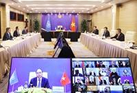 Việt Nam ủng hộ mọi nỗ lực giải quyết các thách thức về biến đổi khí hậu