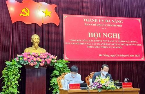 Phát huy sức mạnh của cả hệ thống chính trị trong đấu tranh bảo vệ nền tảng tư tưởng của Đảng