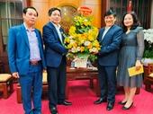 Báo điện tử Đảng Cộng sản Việt Nam thăm, chúc mừng Ngày Thầy thuốc Việt Nam