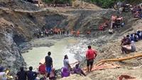 Indonesia Lở đất ở mỏ vàng khiến nhiều người chết và mất tích