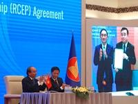 Chính phủ Nhật Bản thông qua dự luật phê chuẩn RCEP