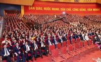 Nghị quyết Đại hội đại biểu toàn quốc lần thứ XIII của Đảng