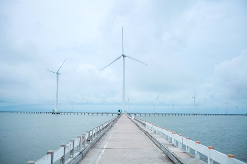 Điện gió ngoài khơi của thế giới tăng trưởng kỷ lục