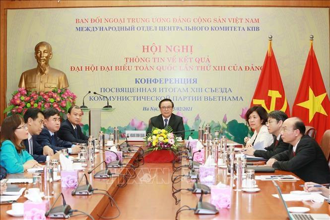 Việt Nam coi trọng quan hệ truyền thống, đối tác chiến lược toàn diện Việt Nam – Liên bang Nga