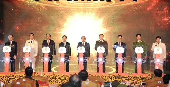 Thủ tướng: Bước tiến quan trọng trong tiến trình xây dựng Chính phủ điện tử