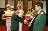 Bộ Quốc phòng trao danh hiệu Thầy thuốc Nhân dân, Thầy thuốc Ưu tú lần thứ 13