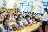 TP Hồ Chí Minh Tăng cường phòng, chống dịch COVID-19 cho học sinh, sinh viên