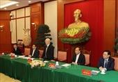 Gặp mặt thân mật các đồng chí nguyên Ủy viên Bộ Chính trị, Ban Bí thư và nguyên Ủy viên Trung ương Đảng khóa XII