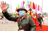 Hơn 1 000 thanh niên Đà Nẵng lên đường nhập ngũ