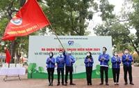 Tuổi trẻ Thủ đô ra quân Tháng Thanh niên