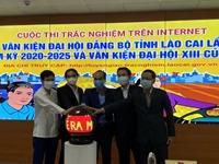 Lào Cai Đổi mới công tác học tập, quán triệt Nghị quyết Đại hội Đảng