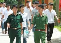 Công bố chỉ tiêu tuyển sinh vào các trường quân đội năm 2021
