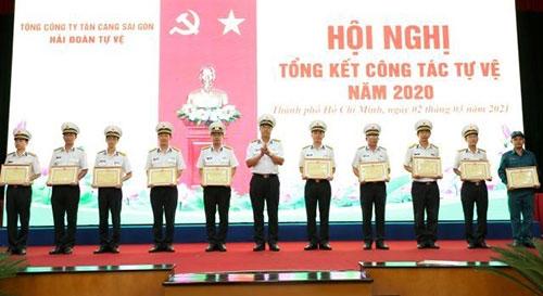 Nâng cao chất lượng huấn luyện của Hải đoàn tự vệ