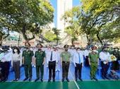 Hơn 4 600 thanh niên TP Hồ Chí Minh lên đường nhập ngũ