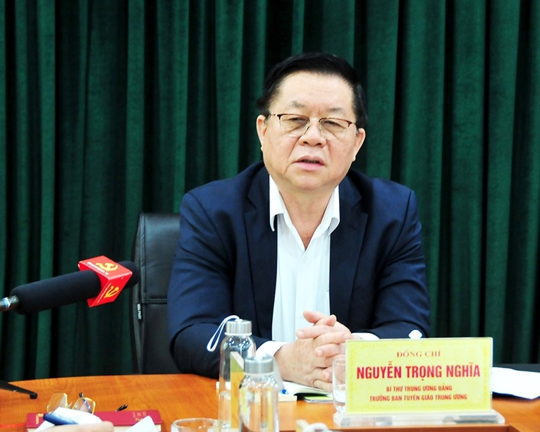 Khơi dậy ý chí, khát vọng, xây dựng Báo điện tử Đảng Cộng sản Việt Nam hiện đại, hấp dẫn