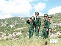 Triển khai Luật Biên phòng Việt Nam