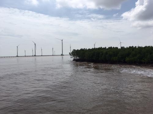 Lập Quy hoạch không gian biển, sử dụng bền vững tài nguyên vùng bờ