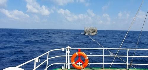 Kịp thời cứu hộ, khắc phục sự cố 2 tàu cá bị nạn trên biển