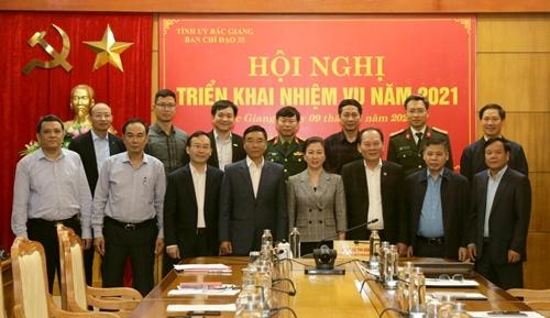 Bắc Giang tăng cường công tác bảo vệ nền tảng tư tưởng của Đảng