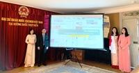 Đại sứ quán Việt Nam tại Thụy Điển khai trương trang web tiếng Anh cho các doanh nghiệp Bắc Âu