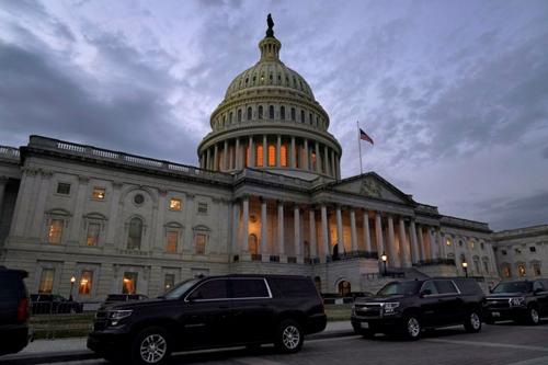Hạ viện Mỹ thông qua gói kích thích kinh tế trị giá 1 900 tỷ USD