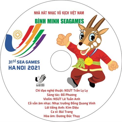 Nhà hát Nhạc vũ kịch Việt Nam ra mắt ca khúc về SEA Games 31